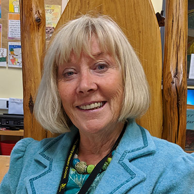 Dr Anne Bull OBE